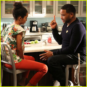 Zoey Questions Her Belief in God on Tonight's All-New 'Black-ish'