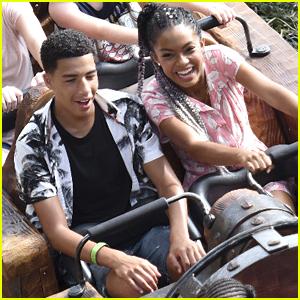 'black-ish' Kids Get the VIP Treatment at Walt Disney World on Season Premiere Tonight!