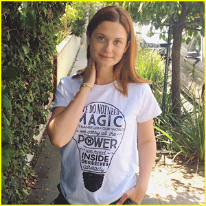 Bonnie Wright Tweets Support for Lumos Foundation