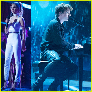 Charlie Puth & Daya Sing 'We Don't Talk Anymore' on 'Dancing With The Stars' - Watch Now!