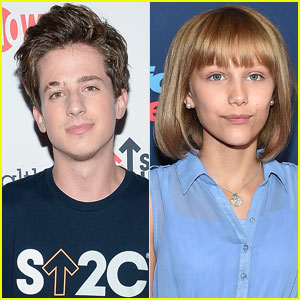 Charlie Puth Wants to Write Songs With 'AGT' Winner Grace VanderWaal!