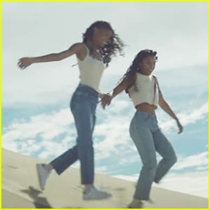 Chloe x Halle Drop New Video For 'Fall' - Watch Now!