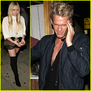 Cody Simpson & Sister Alli Step Out Separately in LA