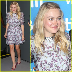 Dakota Fanning Continues Her Press Tour During TIFF!