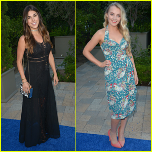 Daniella Monet & Evanna Lynch Have 'Mercy For Animals' at the Hidden Heroes Gala
