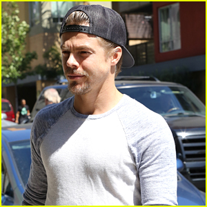 Derek Hough Opens Up About The Ryan Lochte Protest on DWTS
