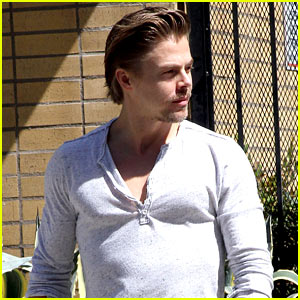 Derek Hough Reveals He Didn't Always Want to Be a Dancer!
