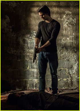 Dylan O'Brien is Smokin' Hot in 'American Assassin' First Look Photo!