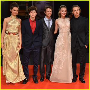 Eleonora Gaggero & Alex & Co. Cast Attend Venice Film Festival's Closing Ceremony