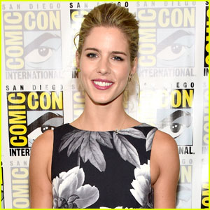 Emily Bett Rickards to Appear on 'Whose Line Is It Anyway?' Next Week!