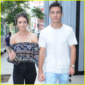 Gabriel Conte's Fiancee Jess Bauer Shows Close-Up of Her Engagement Ring!