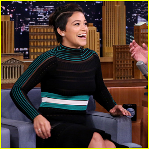 Gina Rodriguez Can Totally Rap Nicki Minaj's 'Super Bass'