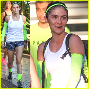 Isabelle Fuhrman Completes The Hood To Coast Race