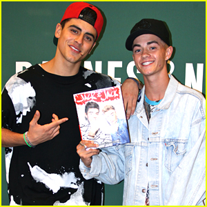 Jack & Jack Host Book Signing Event at Barnes & Noble