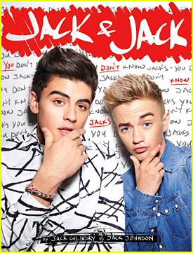 Jack & Jack's New Book 'You Don't Know Jacks' Debuts Next Week!