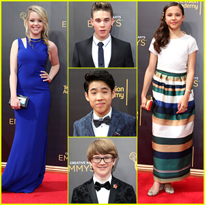 Jade Pettyjohn & Breanna Yde Lead 'School of Rock' Cast To Creative Arts Emmys 2016