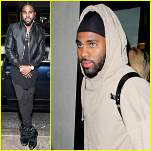 Jason Derulo Lands in LA After a Fashion-Filled Week in NYC!