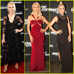 Julianne Hough Rocks Three Glam Looks In Two Days