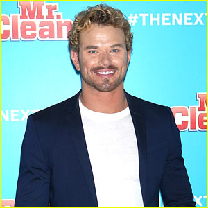 Kellan Lutz Hilariously Auditions to be the Next Mr. Clean - Watch!