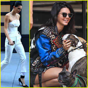 Kendall Jenner Reveals the Nickname She Has for Her Squad of Besties!