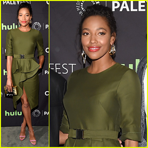 Kylie Bunbury Previews 'Pitch' at Paleyfest 2016