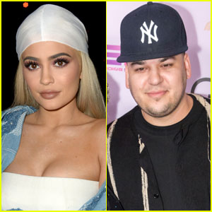 Kylie Jenner's Brother Rob Kardashian Tweets Out Her Real Phone Number!