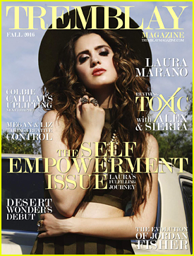 Laura Marano Opens Up About Writing Her Own Music For Her Upcoming Album