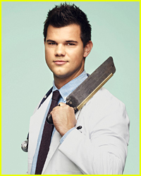 Scream Queens' Taylor Lautner is The Doctor You Wish You Could Have