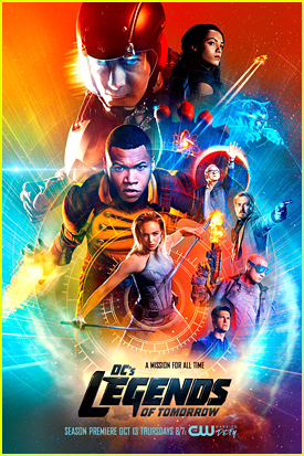 'Legends of Tomorrow' Gets New Poster For Season Two!