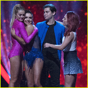 Lindsay Arnold On Jenna Johnson's Elimination From DWTS: 'It Was Really Tough'