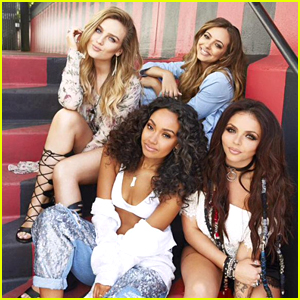 Little Mix To Join Ariana Grande on 'Dangerous Woman' Tour!