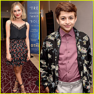Maude Apatow & JJ Totah Premiere New Film 'Other People'!