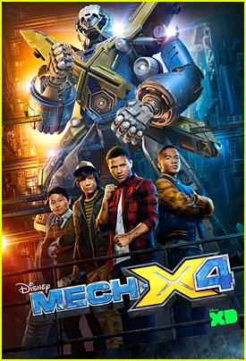 Disney XD's New Show 'Mech-X4' Gets Second Season Ahead of Series Premiere