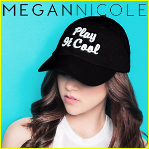 Megan Nicole Drops Brand New Track 'Play It Cool' - Lyric Video & Download Now!