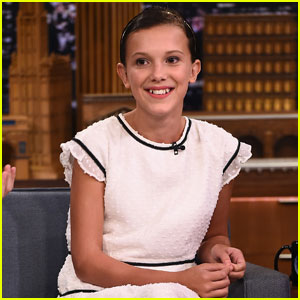 Millie Bobby Brown Raps Nicki Minaj on 'Fallon Tonight' - Watch Now!