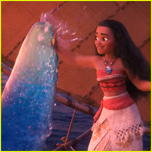 Moana Searches For Demigod Maui In First Official Trailer for 'Moana' - Watch Now!