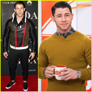 Nick Jonas Wants Younger Bro Frankie to Watch 'Goat' Before College