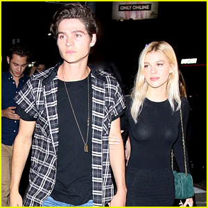 Nicola Peltz Enjoys Fun Night Out with Friends After Pool Day
