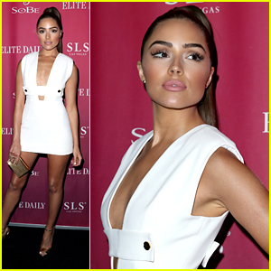 Olivia Culpo Celebrates SoBe's 21st Birthday in Vegas