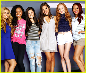 Mika Abdalla & Victoria Vida Join Co-Stars For 'Project Mc²' Photo Shoot