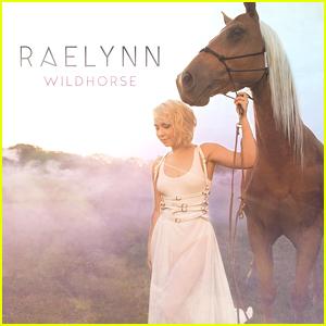 RaeLynn Announces New Album 'Wildhorse' & Debuts Artwork - See It Here!