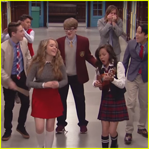 'School of Rock' Debuts 'Cups' Music Video Ahead of New Episode Tonight!