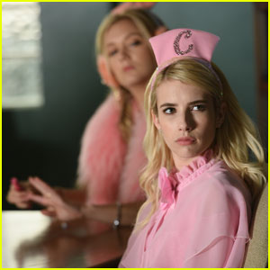 Chad Hopes to Win Back Chanel on Tonight's All-New 'Scream Queens'