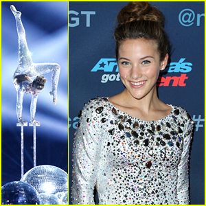 Watch Sofie Dossi's Amazing Contortionist Act on 'America's Got Talent' Semi-Finals!