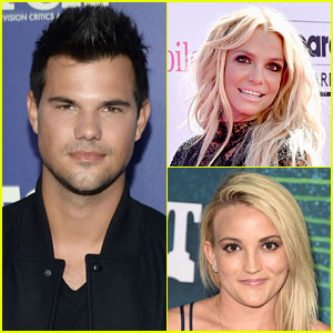Taylor Lautner Almost Got Set Up with Jamie Lynn Spears!