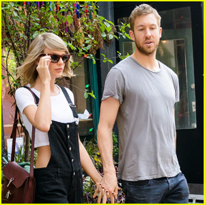 Are Taylor Swift & Calvin Harris Friendly Again?