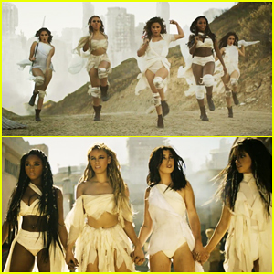 Fifth Harmony Debut 'That's My Girl' Music Video - WATCH!