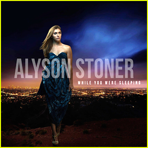 Alyson Stoner Debuts 'While You Were Sleeping' EP - Stream & Download Here!