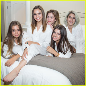 Bailee Madison Celebrates 17th Birthday With Girly Pajama Party!