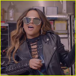 Becky G Drops 'Mang�' Video As Surprise For Fans - Watch Now!